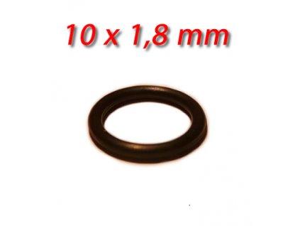 """5 ks """"O"""" kroužek 10x1,8mm"""