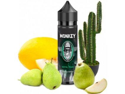 Monkey - Shake & Vape - Lemon Lady V2 (Cheesecake, Citrón) 12ml