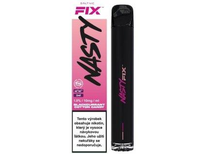 Nasty Juice - Shake & Vape - Double Fruity 20ml Devil Teeth ( Meloun, Citrón, Máta)