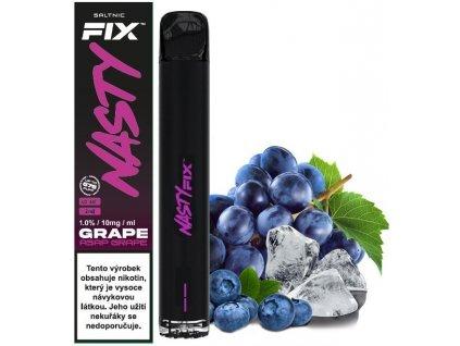 Nasty Juice - Shake & Vape - Double Fruity Bad Blood 20ml (Černý rybíz)