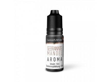 GermanFLAVOURS Gebrannte Mandel (Mandle pražené) Aroma