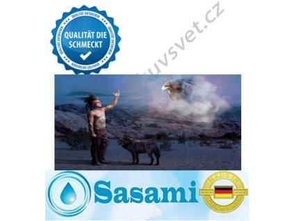 Sasami Tabak Typ American Eagle (Tabák) Aroma