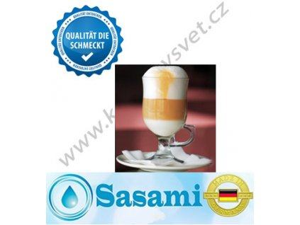 Sasami Latte Macchiato (Káva a Mléko) Aroma