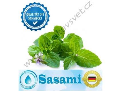 Sasami Spearmint (Máta) Aroma