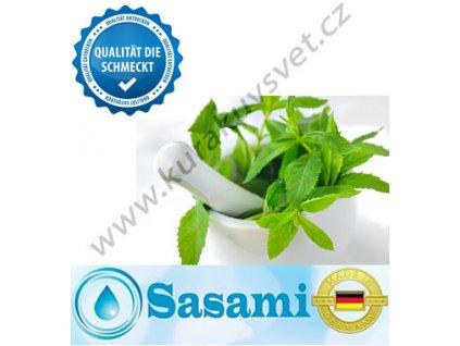 Sasami Pfefferminz (Máta) Aroma