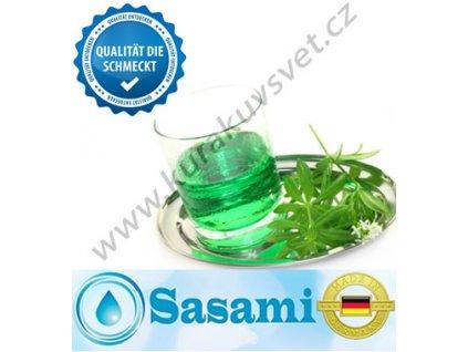 Sasami Süßer Waldmeister (Mařinka sladká) Aroma