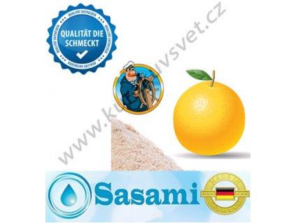 Sasami Brause Pulver - Orange (Pomeranč šumivý) Aroma