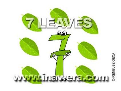 Tino D'Milano 7 Leaves (Tabák) Aroma
