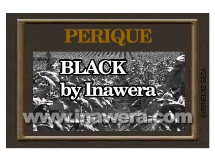 Tino D'Milano Perique Black (Tabák) Aroma