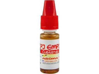 PJ Empire Custard Sigh (Krém Vanilka a Karamel) Aroma