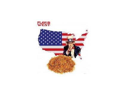 Flavor West American USA Blend Tobacco (Tabák) Aroma