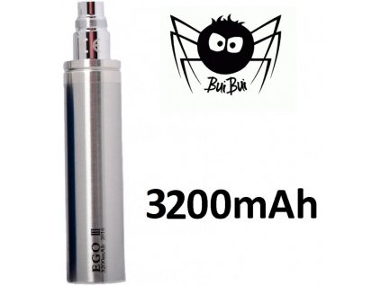 Baterie BuiBui GS eGo III 3200mAh