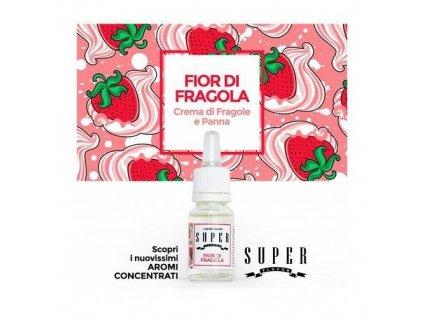VaporArt Fior di Fragola (Jahoda a Mozzarella) Aroma