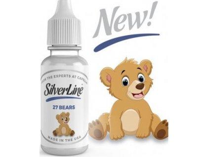 Capella Silver Line 27 Bears (Želé) Aroma