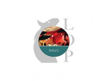 LOP Ballaró (Tabák) Aroma