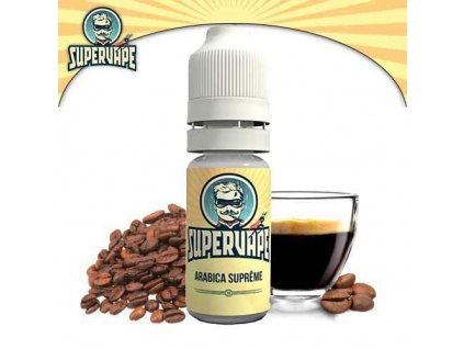 SuperVape Arabica Supreme (Káva) Aroma