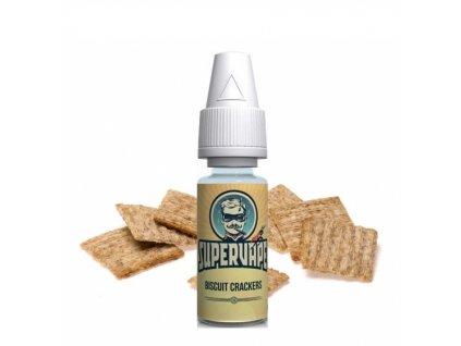 SuperVape Biscuit Crackers (Sušenka a Vanilka) Aroma