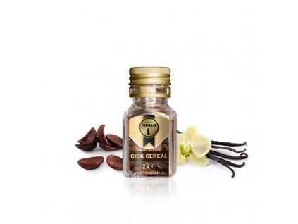 LOP Linea Premium Ciok Cereal (Čokoláda, Vanilka, Cereálie) Aroma