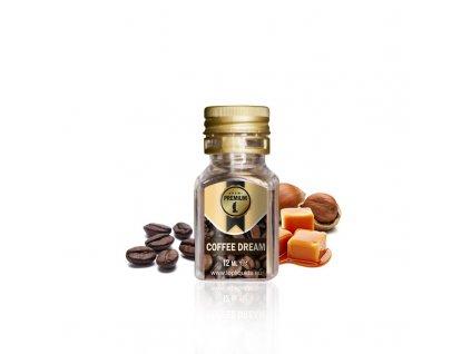 LOP Linea Premium Coffee Dream (Cappuccino, Karamel, Liskový oříšek) Aroma