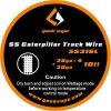 GeekVape Kanthal A1 Caterpillar Track Wire, 28GAx4+30GA - 3m