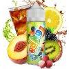 UAHU - Shake & Vape - 15ml Ice Tea Delight (Čaj ledový, Broskev, Lichi, Kiwi, Ostružina, Citrón)
