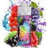 UAHU - Shake & Vape - Laughing Berries 15ml (Malina, Hroznové víno, Ostružina, Rybíz červený, černý)