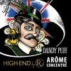 Revolute High-End: Dandy Puff (Červené plody) Aroma