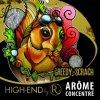 Revolute High-End: Greedy-Scratch (Lískové ořechy a Pralinka) Aroma