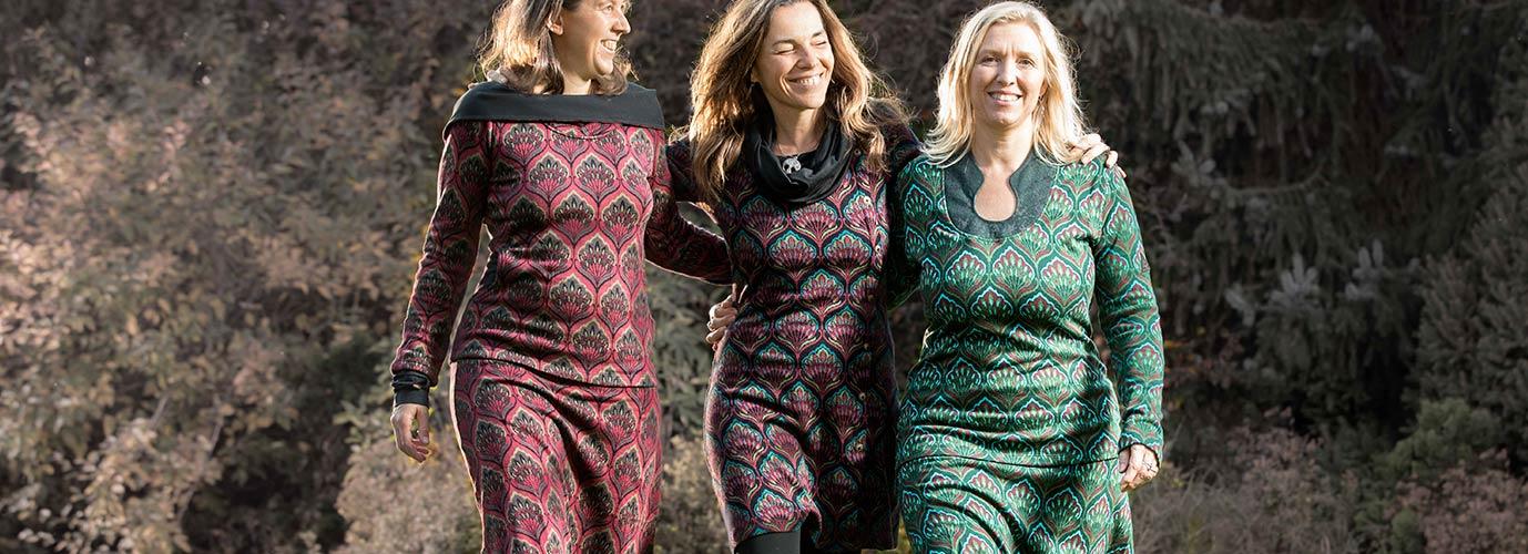 Lucie Chaya, dvě krásky a vědomá móda
