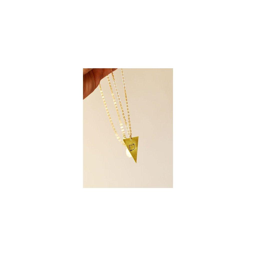 bird triangle necklace (1)