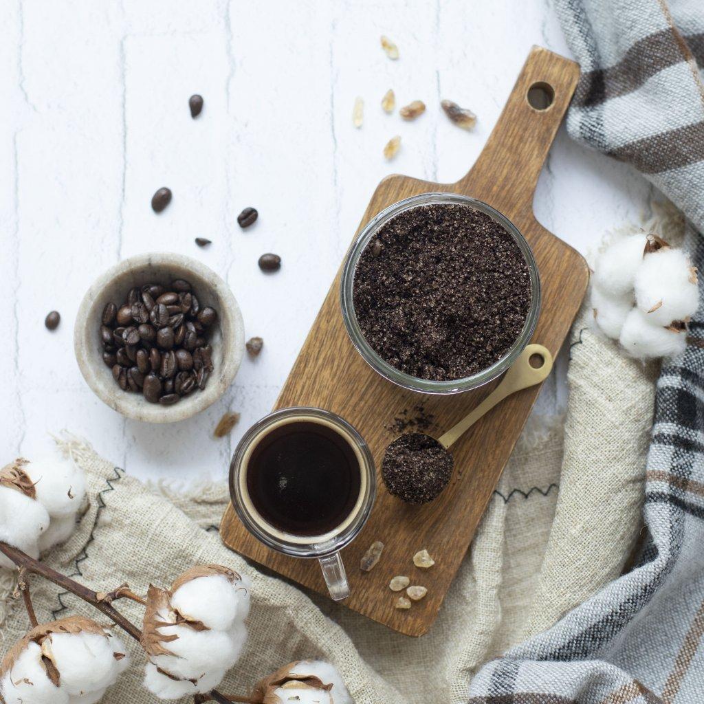 Scrub Almara Soap Sweet Coffee