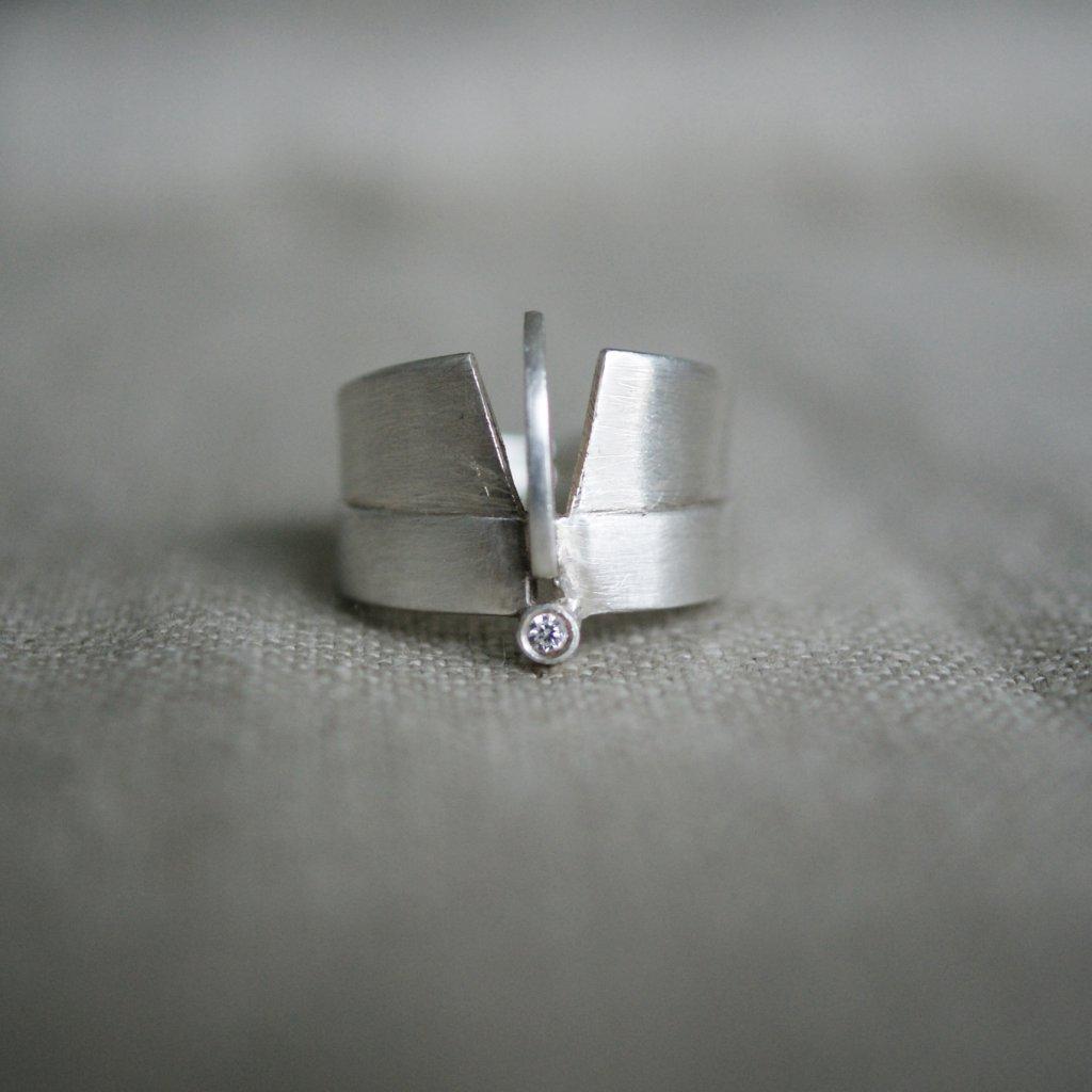 lennart ring silver