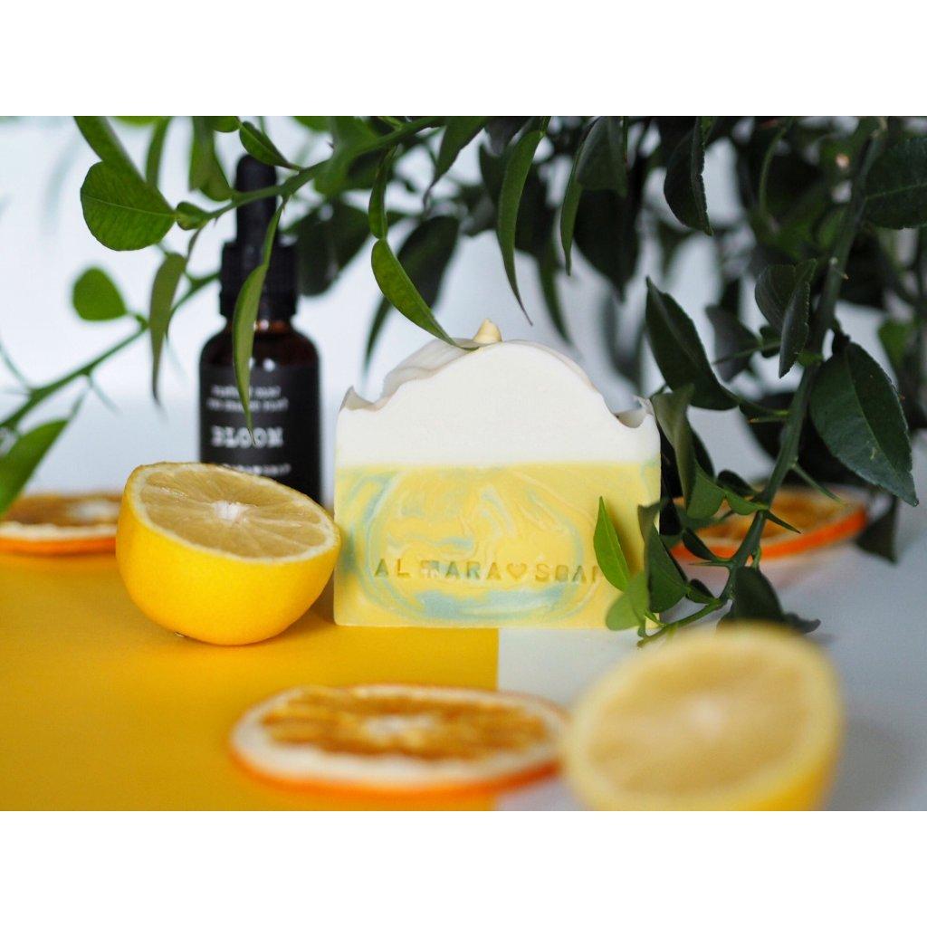 Mýdlo Almara Bitter Lemon