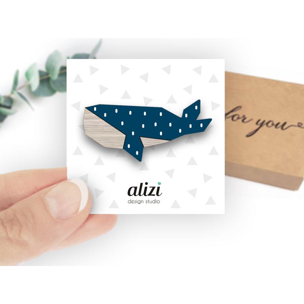 Br mini hand whale Na
