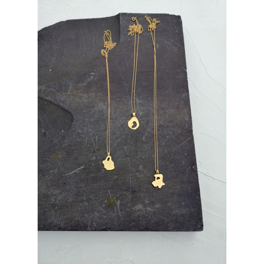 pendants gold