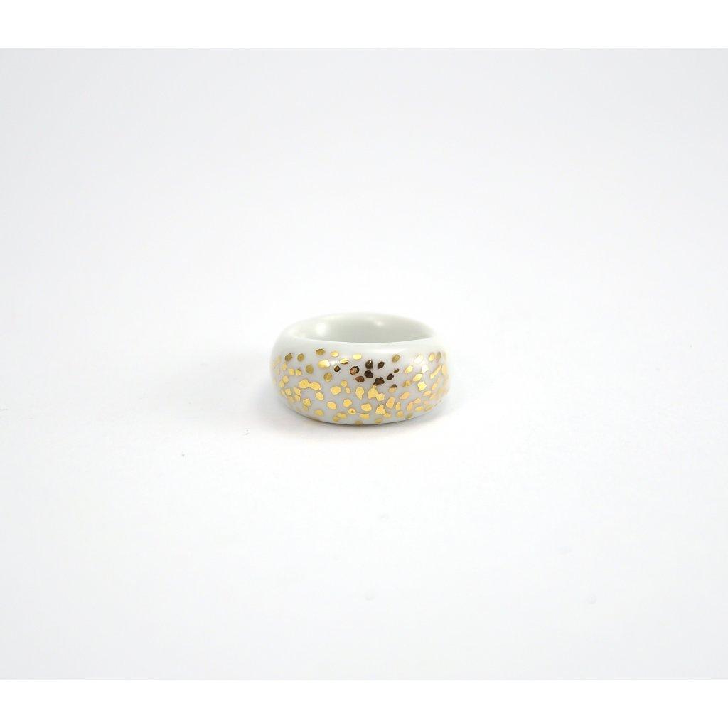Prsten MH Tečkovaný