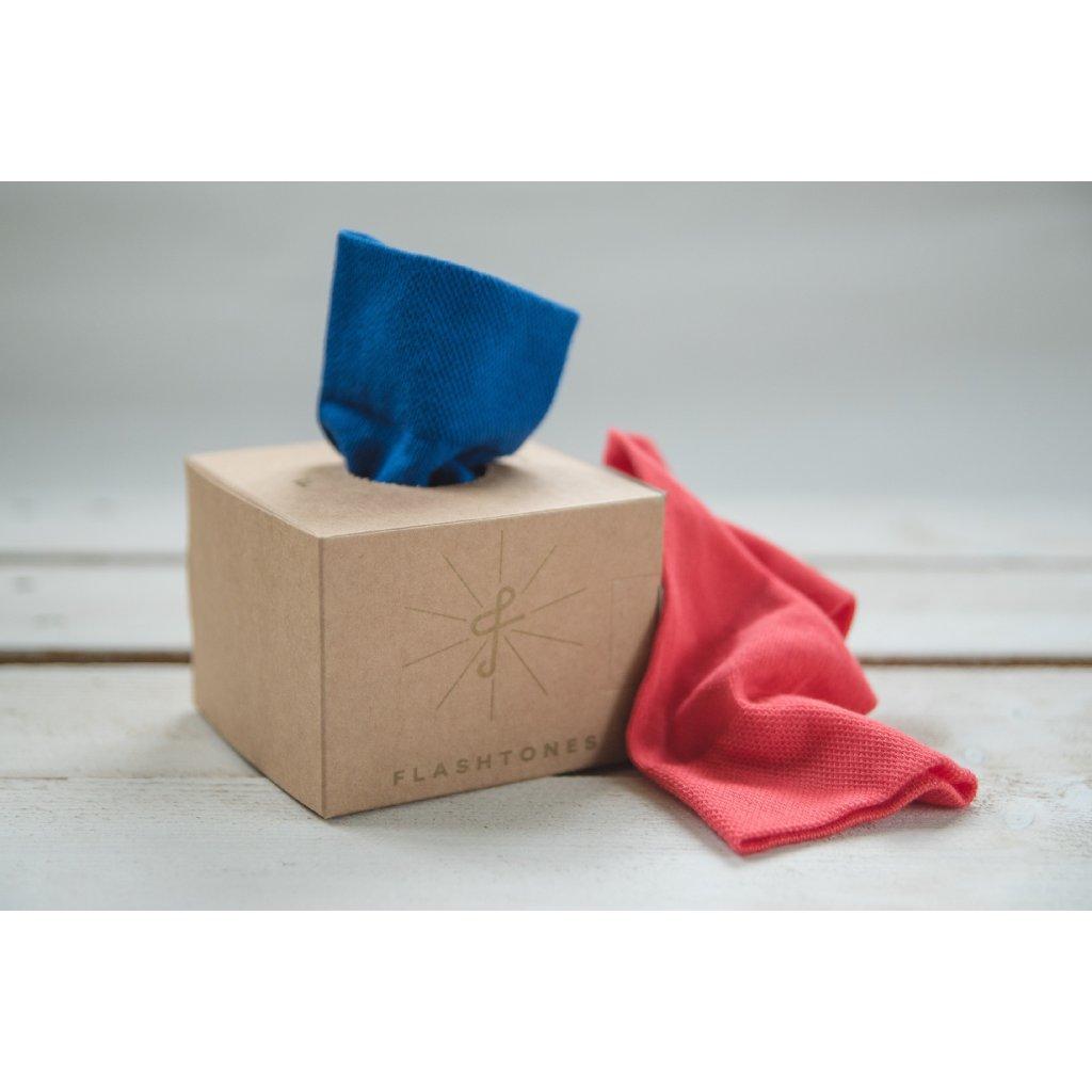 Mystery Box malý Flashtones Jednobarevný