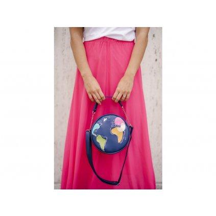 Kabelka Eatme Citron