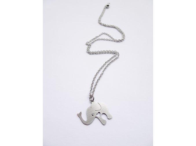 náhrdelník Jelly fish Slon