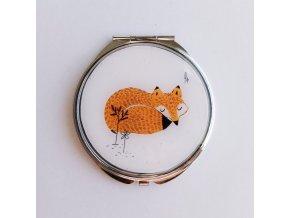 zrcatko spici liska