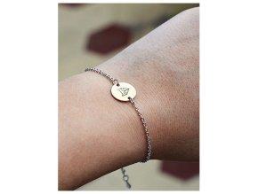 fox chain bracelet