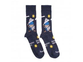 Ponožky Fusakle Večerníček