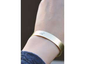adjustable stork cuff bangle bracelet (1)