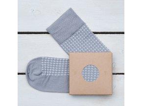 Ponožka Flashtones Šedá