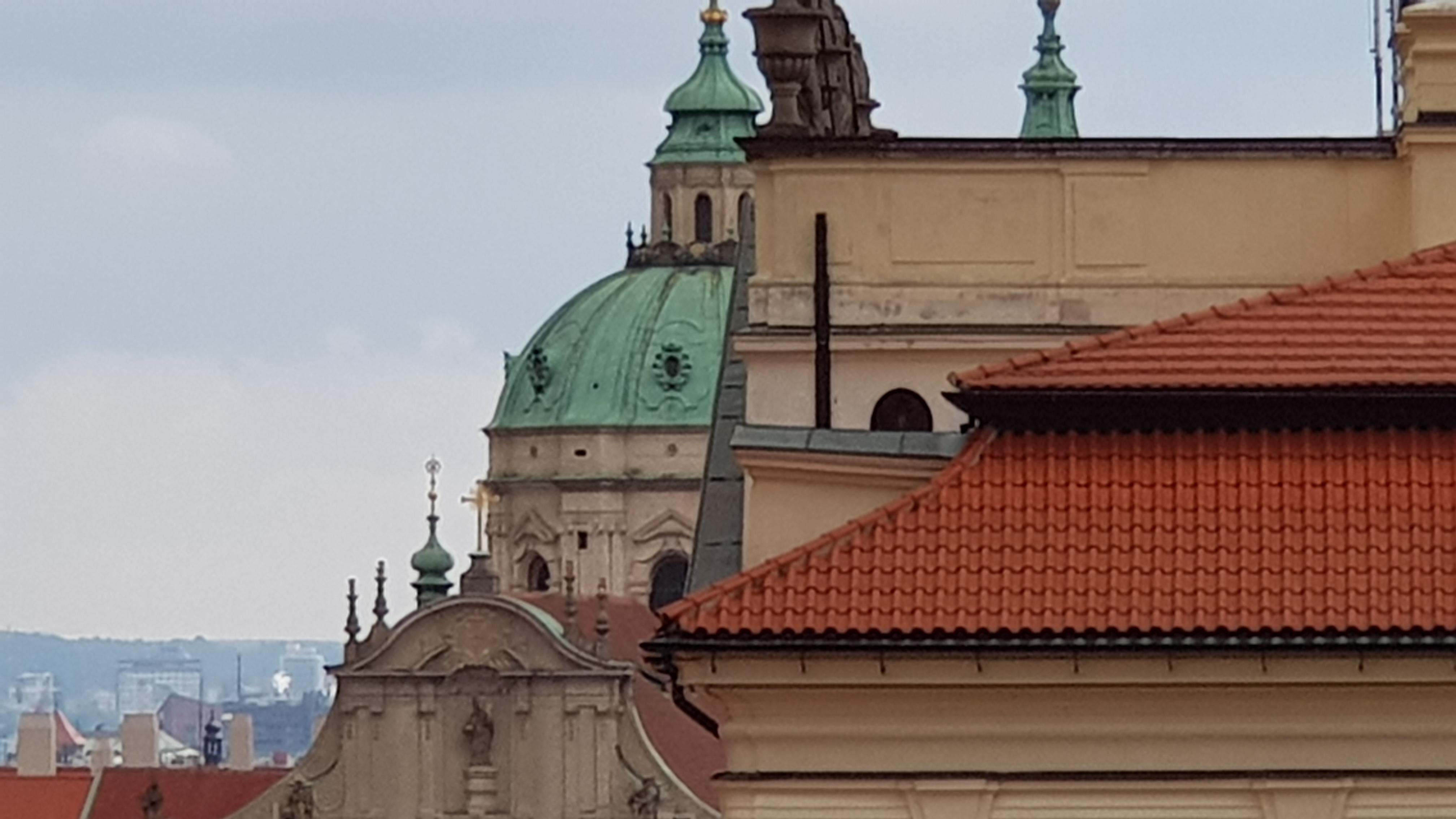 ... ach, ta Praha!
