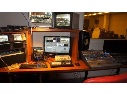 Přijímací zkoušky na kurz Rekvalifikace Pracovník audiovizuální tvorby pro klienty úřadu práce