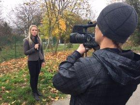 Televizní reportáž