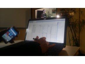 Vedoucí výroby audiovizuálního díla - Produkční