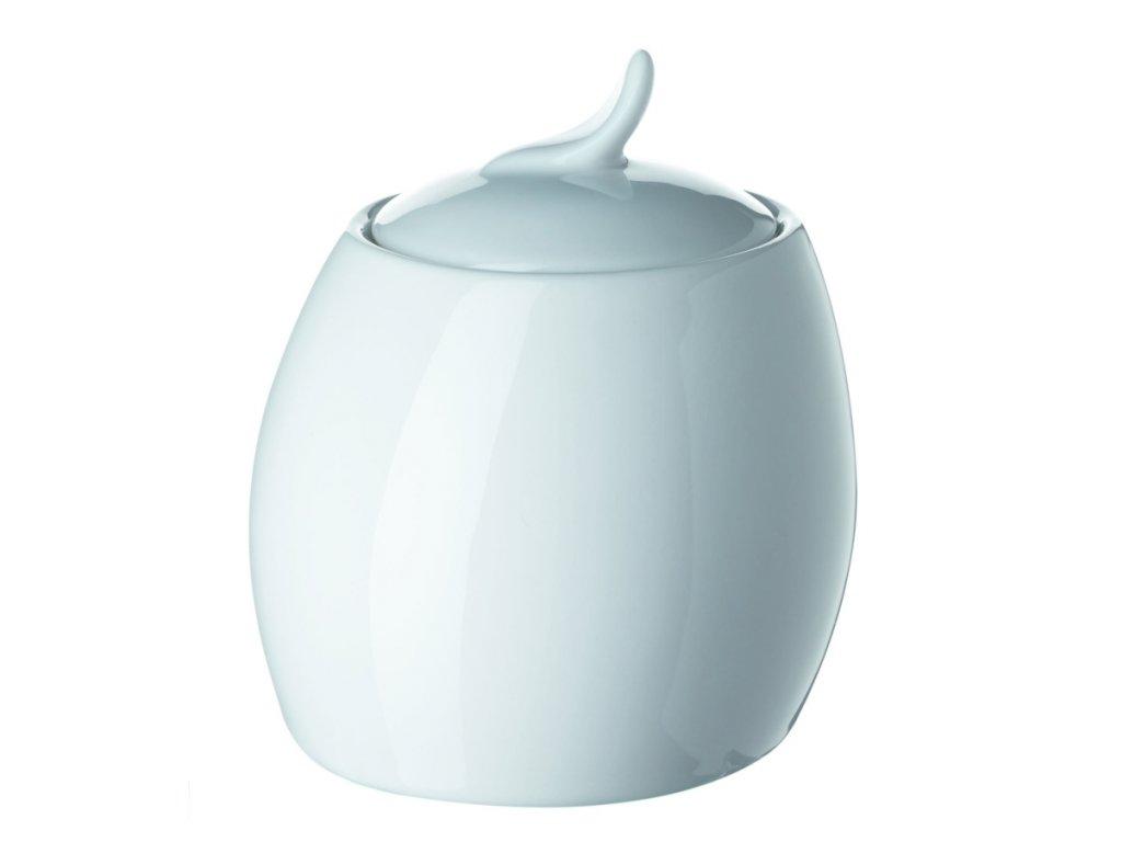 Cukřenka bílý porcelán LA MUSICA