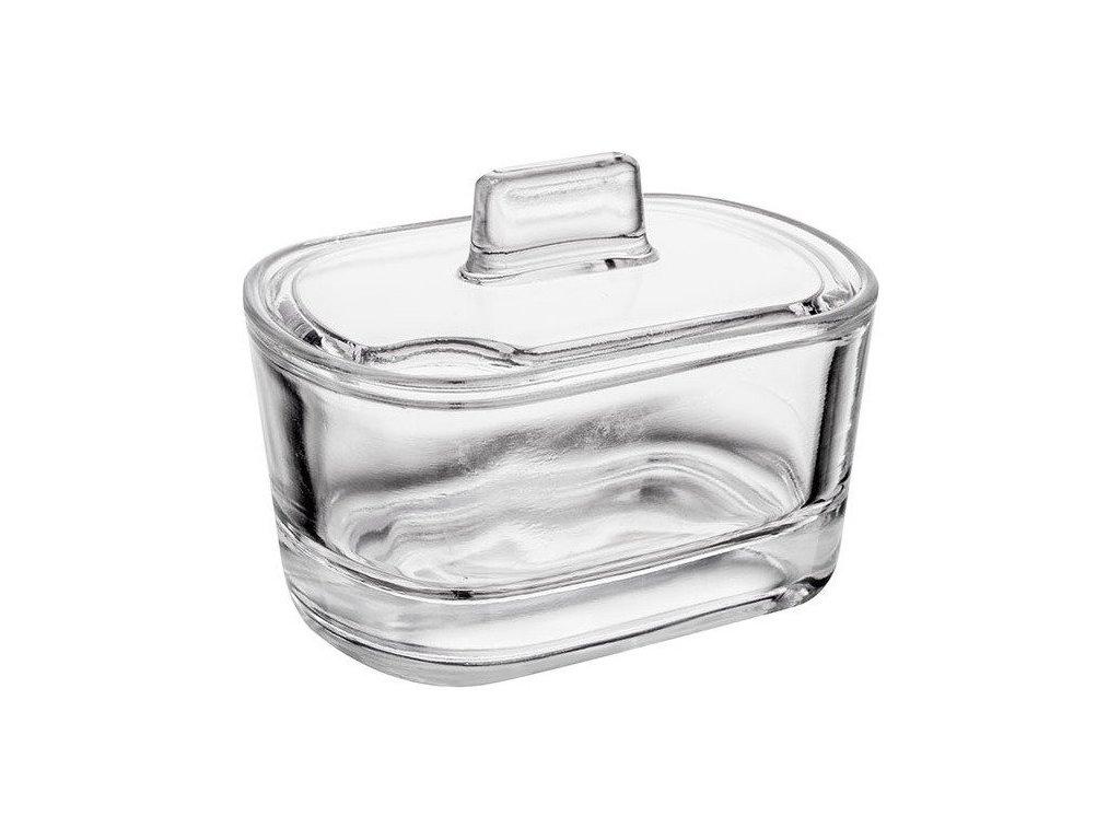 Cukřenka sklo s víčkem 250ml  JASLO